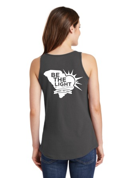 FiA Aiken Ladies Cotton Tank Top Pre-Order