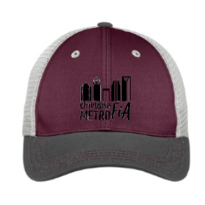 FiA Metro District Tri-Tone Mesh Back Cap Pre-Order