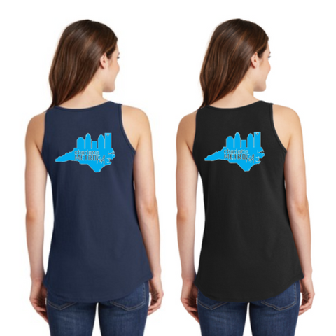 FiA Metro Ladies Cotton Tank Top Pre-Order