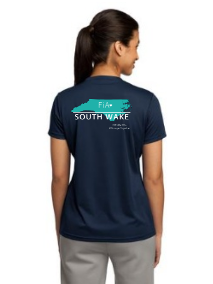 FiA South Wake Sport Tek Women's Performance Tee Pre-Order