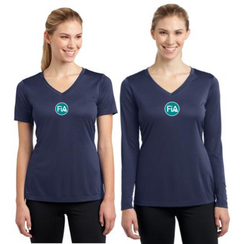 Fit Guide: Sport-Tek Ladies PosiCharge Competitor V-Neck Tee