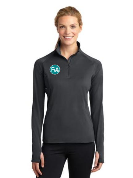Fit Guide: Sport-Tek Ladies Sport-Wick Stretch 1/2-Zip Pullover