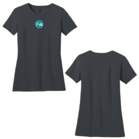 Fit Guide: District Made Women's Perfect Blend Tee