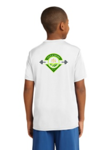 FiA Field of Dreams Sport-Tek Youth PosiCharge Competitor Tee Pre-Order