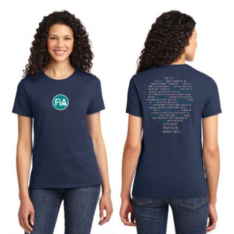 FiA TN - Northeast (Johnson City) Port & Company Ladies Essential Tee Pre-Order