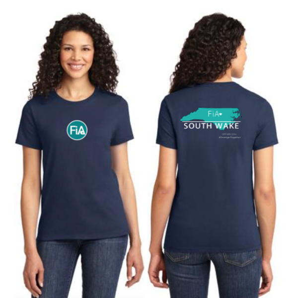 FiA South Wake Port & Company Ladies Essential Tee Pre-Order