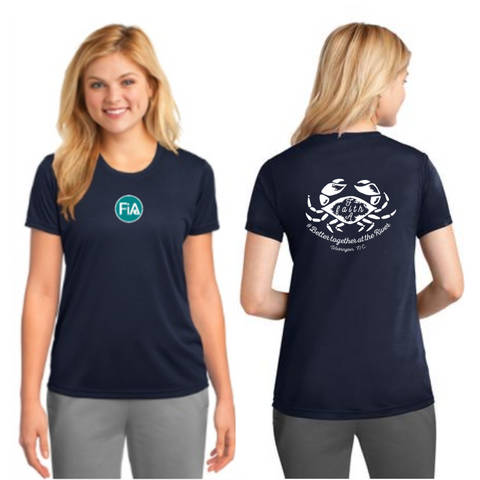FiA Washington Port & Company Ladies Core Cotton Tee Pre-Order