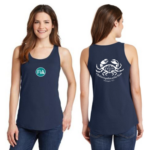 FiA Washington Ladies Cotton Tank Top Pre-Order