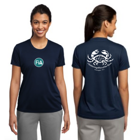 FiA Washington Sport-Tek Ladies Competitor Tee Pre-Order
