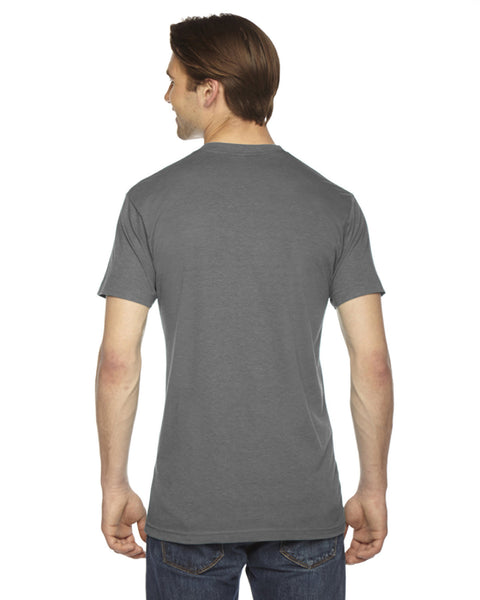 FiA Posting with Poli American Apparel Unisex Tri-Blend Short Sleeve Tee Pre-Order
