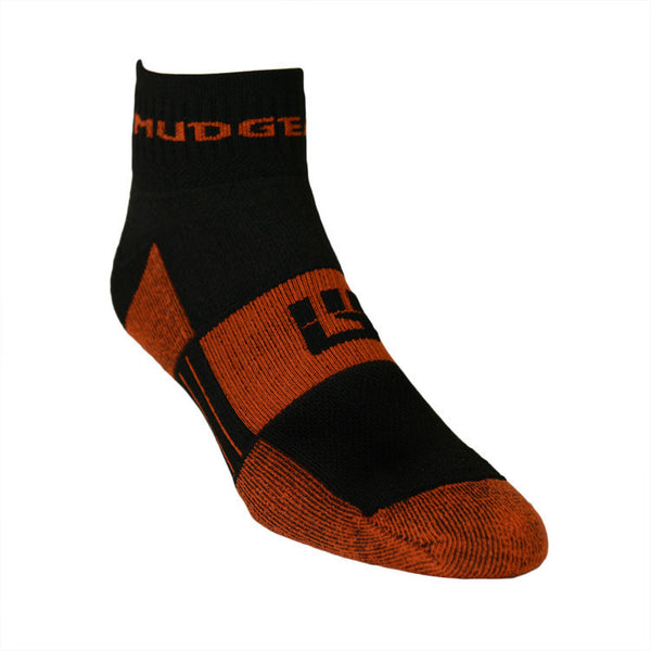 MudGear 1/4 Crew Trail Sock for tough mud runs