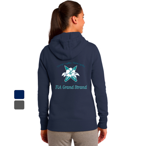 FiA Grand Strand Sport-Tek Ladies Pullover Hooded Sweatshirt Pre-Order