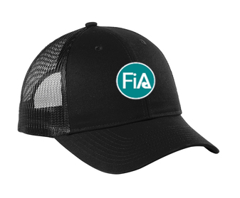 Port Authority Low-Profile Snapback Trucker Cap - Made to Order