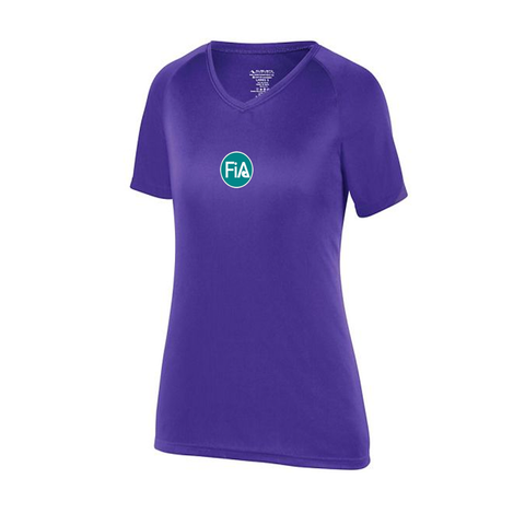 FiA Lexington Down Under Augusta Women's Attain Wicking Shirt Pre-Order