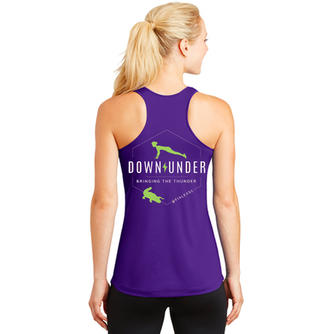 FiA Lexington Down Under Sport-Tek Ladies Competitor Racerback Tank Pre-Order