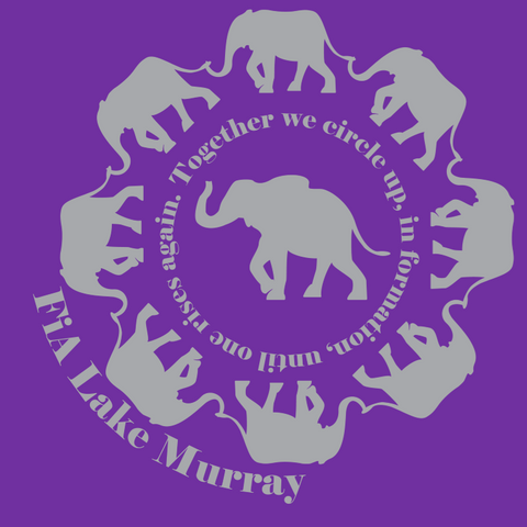FiA Lake Murray Elephant Design Pre-Order April 2020