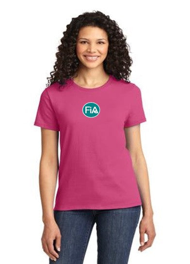 FiA Lexington Port & Company Ladies Essential Tee Pre-Order
