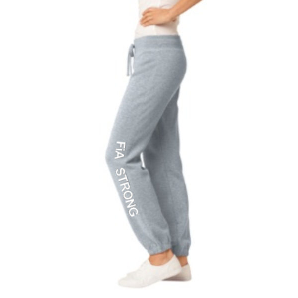 FiA Strong District Juniors Core Fleece Pant Pre-Order