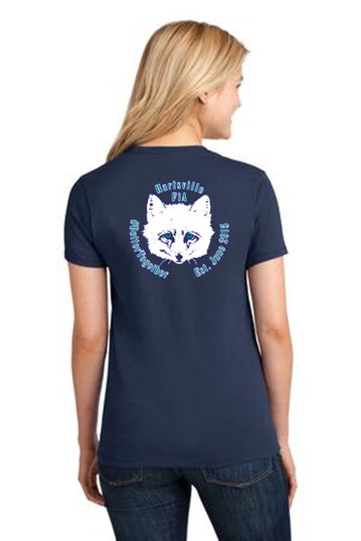 FiA Hartsville Port & Company Ladies Short Sleeve Cotton Tee Pre-Order