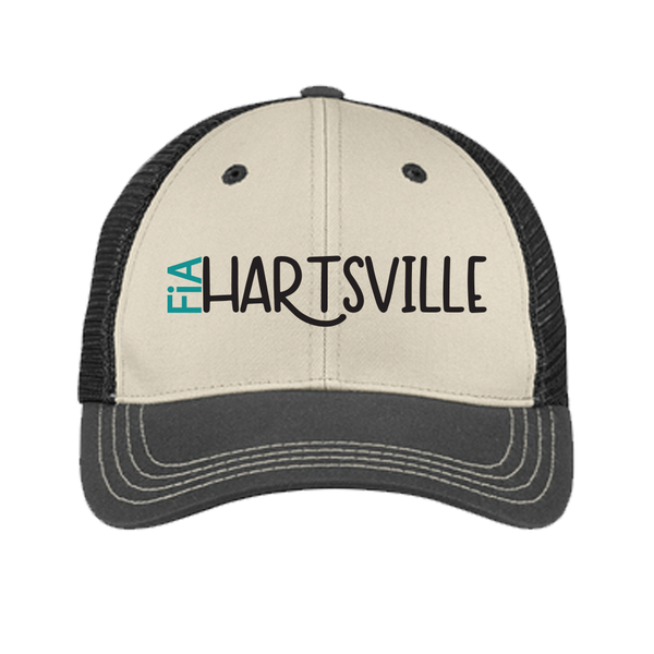 FiA Hartsville District Tri-Tone Mesh Back Cap Pre-Order