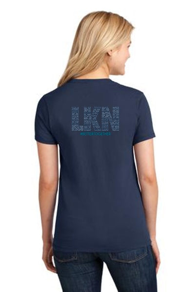 FiA LKN Port & Company Ladies Short Sleeve Cotton Tee Pre-Order