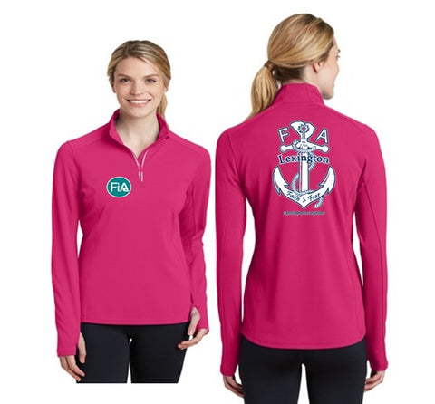 FiA Lexington Sport-Tek Women's 1/4 Zip Pullover Pre-Order