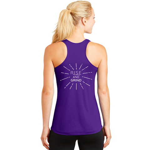 FiA Rise and Grind Sport-Tek Ladies Competitor Racerback Tank Pre-Order