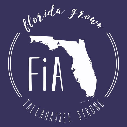 FiA Tallahassee Port & Company Ladies Short Sleeve Cotton Tee Pre-Order