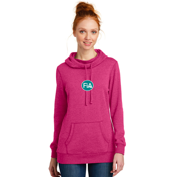 FiA Hartsville District Women's Lightweight Fleece Hoodie Pre-Order