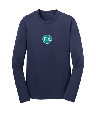 FiA Youth Competitor Tee Long Sleeves - Made to Order