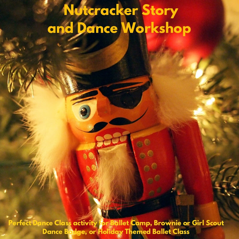 Nutcracker Dance Workshop for ages 4-10 yr olds