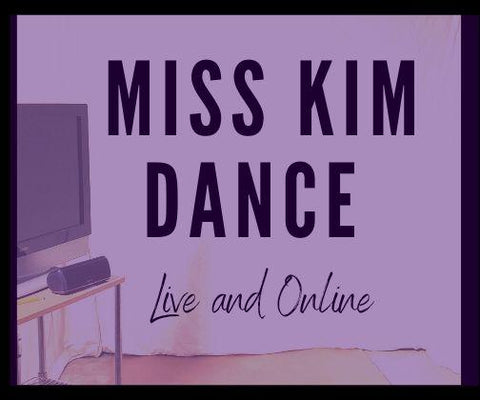 ZOOM Dance Lessons with Miss Kim Shope - StretchStrength.com