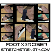 Foot Xerciser - Stretch, Strengthen and Soothe Foot Muscles