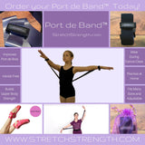 Port de Band®  for Upper Body - Improve your Port de Bras!  Discount if you order 2 or more! - StretchStrength.com