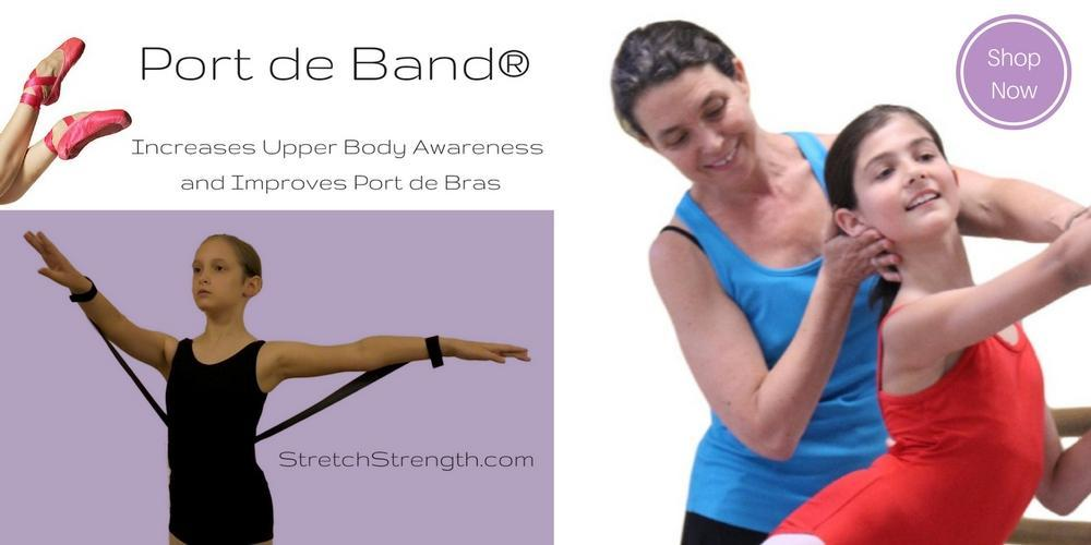 Port de Band® enhances each arm movement