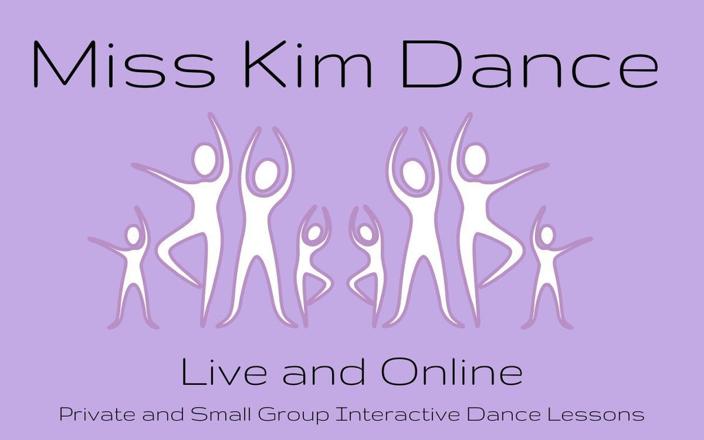 Miss Kim Dance - Live and Online Lessons