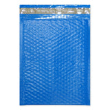"Beautiful Colored 10.5"" x 15"" Poly Bubble Mailers, #5 Padded Self Adhesive Mailing Envelopes"