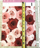"40 Pack 10"" x 13"" Flower Designs Flat Poly Shipping Mailers,  Fun Design Poly Shipping bags - Wrappingmeup"