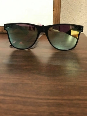 Vibrant Winter Sunglasses