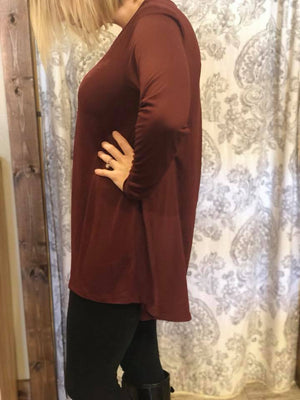 Pam High Low Tunic
