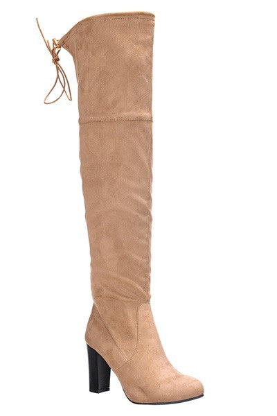 Dickies over The knee Boot
