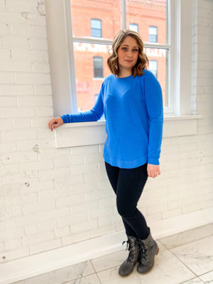 Vera Boat Neck Sweater - Trendsetters Fashion Boutique
