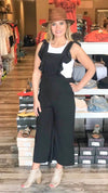 Cora Black Jumpsuit