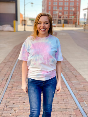 Holly Tie Dye T-shirt