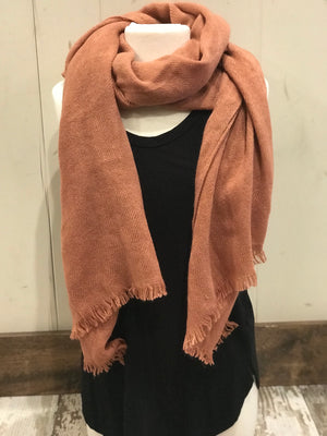 Luxurious Oblong Scarf