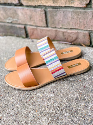 Francis Slip on Sandals