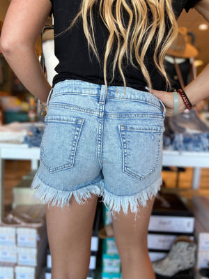 Real Pixie Low Rise Shorts