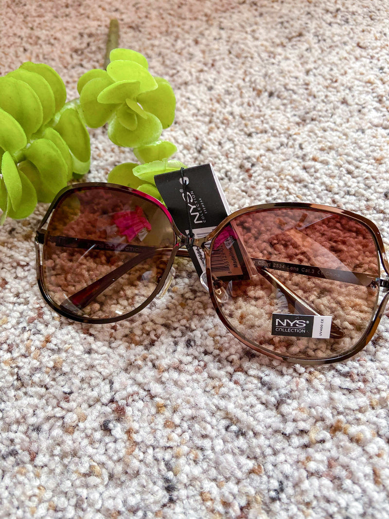 Madeline Court Sunglasses
