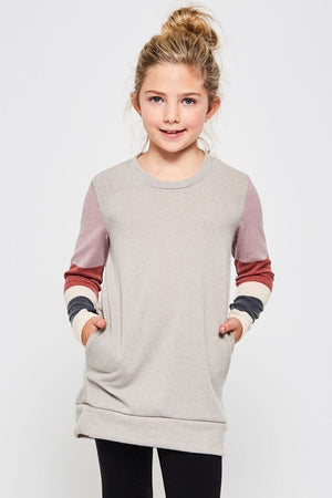 Kids Striped Tunic