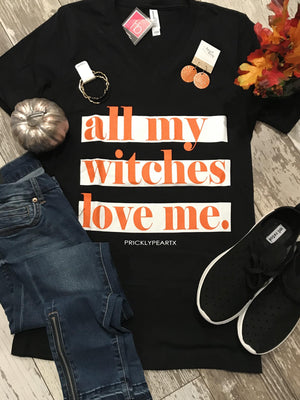 All My Witches Graphic T-shirt